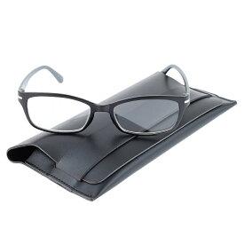 おしゃれ 老眼鏡 スクエア ブラック スマホ老眼鏡 リーディンググラス シニアグラス 度数 + 1.0 1.5 2.0 2.5 レディース メンズ ユニセックス