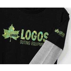 LOGOS(ロゴス)ボーイズ長袖TシャツロンT男児子供用Jrジュニアキッズ男の子サッカーフットサルトレーニング学校通学51230