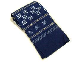ティーサージ(手ぬぐい) 紺 織り