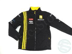【送料無料】 ルノー 2010年 支給品 ソフトシェル ジャケット メンズ XL new (海外直輸入 F1 非売品グッズ)