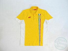 【送料無料】 フェラーリ コロソ・ピロタ 2012年 支給品 ポロシャツ メンズ M 5/5 (海外直輸入 F1 非売品USEDグッズ ゴルフウェア)