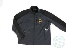 【送料無料】 ランボルギーニ 公式 SWISS TECH製 ソフトシェル ジャケット ジャージ メンズ XL new 新品 (海外直輸入 F1 非売品グッズ)