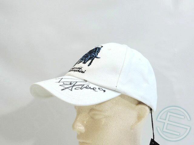 【送料無料】 アンドレア・ドヴィツィオーゾ 直筆サイン入り 2016年 ランボルギーニ 公式 キャップ 帽子 new 新品 (海外直輸入 グッズ)