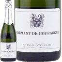 クレマン・ド・ブルゴーニュ / バロン・ダヴラン フランス ブルゴーニュ / 750ml / 発泡・白
