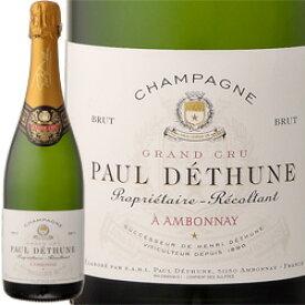 ワイン スパークリング シャンパン 白 発泡 [NV] ポール・デテュンヌ・ブリュット / ポール・デテュンヌ フランス シャンパーニュ / 750ml