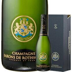 ワイン スパークリング シャンパン シャンパーニュ・バロン・ド・ロスチャイルド・ブリュット[スペシャルボックス付] / シャンパーニュ・バロン・ド・ロスチャイルド フランス シャンパーニュ / 750ml / スパークリング
