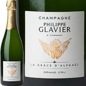 ワイン スパークリング シャンパン 白 発泡 [NV]フィリップ・グラヴィエ ラ・グラス・ダルファエル・グラン・クリュ / フィリップ・グラヴィエ フランス シャンパーニュ / 750ml