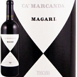 ワイン 赤ワイン 2015年 マガーリ / カ・マルカンダ(ガヤ) イタリア トスカーナ ボルゲリ / 750ml