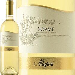 ワイン 白ワイン 2016年 ソアヴェ/ アレグリーニ イタリア ヴェネト / 750ml