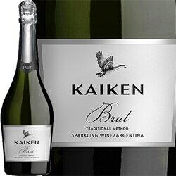 ワイン スパークリング 白 発泡 [NV] カイケン・スパークリング・ブリュット / モンテス S.A. アルゼンチン / 750ml