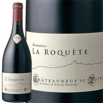 Châteauneuf-du-Pape and Domaine, La-rocket France Court du Rhône / 750 ml / red 10P19Dec15