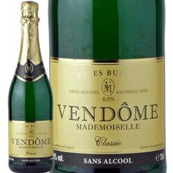 ノンアルコール ワイン スパークリング 白 発泡 ヴァンドーム・クラシック / オリエント・ドリンク ベルギー / 750ml /ノン・アルコール 発泡 ・白