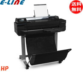 HP DesignJet T520 24inch Printer CQ890C#BCD コンパクト世界最小・最軽量の大判プリンター Wifi機能搭載で無線LANに簡単接続 HP Mobile Printing対応 Email PrintingでEmailに添付したファイルを簡単プリント カット紙にも対応する専用トレイ 「送料無料」「smtb-F」