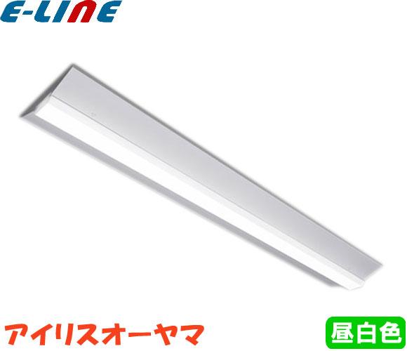 アイリスオーヤマ LED一体型ベースライト LXラインルクス LX175F-40N-CL40W 直付形 昼白色 4000lm FLR40形×2灯相当 175.4lm/W 幅230mmタイプ「代引き不可」「LX175F40NCL40W」「setsuden_led」「送料区分D」