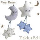 FIRST DRESS ファーストドレス ティンカーベル ムーン / スター 【ギフト】【おもちゃ】【がらがら】【ラトル】【ベビ…