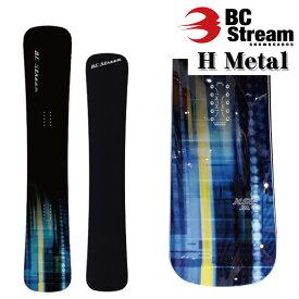 20-21 BC STREAM ビーシーストリーム H Metal エイチ メタル 154M 158M 162M 166M メタル入り チタン シート エッチ カービング ハンマーヘッド メンズ レディース 板 スノーボード スノボー スノボ 送料無料
