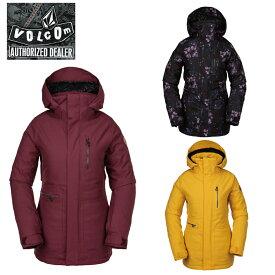20 VOLCOM SHELTER Jacket (W) ボルコム シェルター ジャケット 20Snow 19-20 正規品