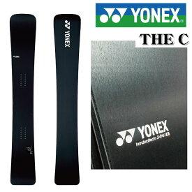 20-21 YONEX ヨネックス THE C ザ・シー 162 172 182 振動減衰 ハンマーヘッド カービング メンズ レディース 板 国産 スノーボード スノボー スノボ 送料無料