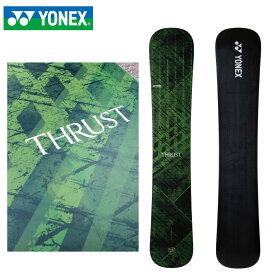 選べる特典付 20 YONEX THRUST ライムグリーン TH19 ヨネックス スラスト セミハンマー カービング キャンバー 20Snow 19-20 正規品