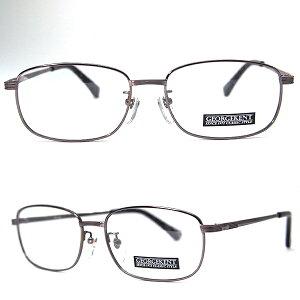 メガネ 眼鏡 【シニアグラス】GK502グレー53サイズ 老眼鏡 HOYA1.60非球面薄型ハイグレードレンズ付き 老眼鏡 度付きレンズメガネセット ケース付【送料無料】 メガネフレーム レンズセ