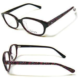 メガネ 眼鏡 シンプルなのに個性的!セルフレーム☆標準薄型1.55球面度付きレンズセットSY-1008-c5 メガネフレーム レンズセット