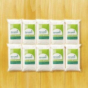 【ふるさと納税】北海道十勝前田農産パン用小麦粉「春よ恋」1kg×10袋