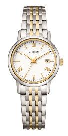 【ふるさと納税】シチズン腕時計 アテッサ EW1584-59C ウォッチ スーツスタイル ビジネススタイル カジュアル アクトライン スポーティ エレガントファッション 時計