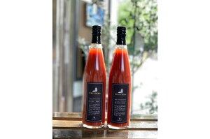 【ふるさと納税】 トマト ジュース FUJITOMA 500ml×2本 セット トマトジュース フルーツトマト 野菜ジュース フルーツ 健康 野菜 高級