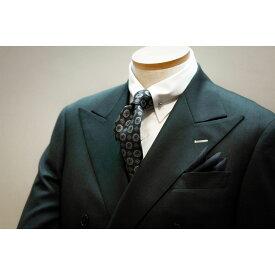 【ふるさと納税】水の都・大垣産 最高級服地<SEN-ICHI>使用 国内縫製オーダースーツお仕立券