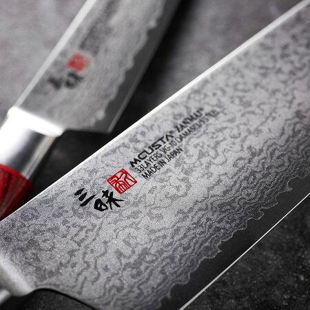 【ふるさと納税】H70-03ザンマイクラシックプロダマスカス紅蓮菜切包丁