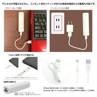 【ふるさと納税】a10-466やいちゃんモバイルバッテリー2500mAh