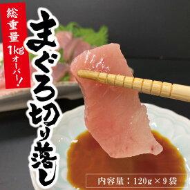 【ふるさと納税】a10-649 天然 びんちょう まぐろ お刺身 パック 合計1kg以上