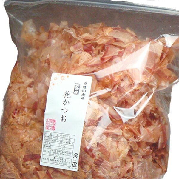【ふるさと納税】a20-033 焼津産花かつお500g×6袋