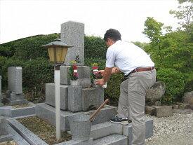 【ふるさと納税】お墓掃除とお参り代行