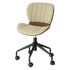 【ふるさと納税】デスクチェアー 【インテリア/家具・椅子・イス】