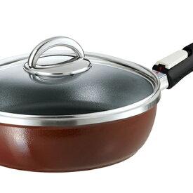 【ふるさと納税】オールパンゼロクリア26(ショコラ) 【調理器具・キッチン用品・フライパン】