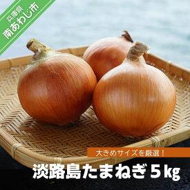 【ふるさと納税】淡路島たまねぎ 5kg