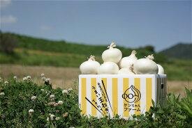 【ふるさと納税】希少!ケンちゃんファームの特別栽培真っ白な白たまねぎ 5kg 〜ひょうご安心ブランド認証取得〜