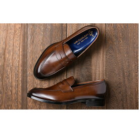 【ふるさと納税】倭イズム牛革マッケイビジネスシューズ紳士靴 YAP700 ダークブラウン 【ファッション・靴・シューズ】