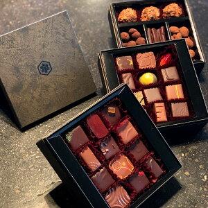 【ふるさと納税】チョコレート専門店 ボンボンショコラ アソート Nico chocolaterie 洋菓子 ギフト お菓子 詰め合わせ