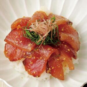 【ふるさと納税】活鯛と活ぶりの食べ比べ海鮮丼セット