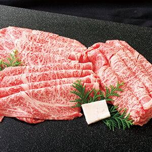 【ふるさと納税】長崎和牛ロースすき焼き・しゃぶしゃぶ用(700g)