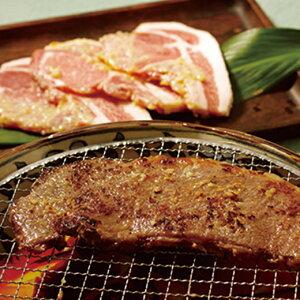 【ふるさと納税】梅月特製長崎和牛・SPF豚みそ漬セット