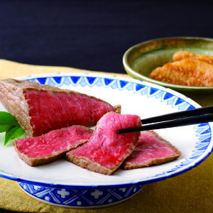 【ふるさと納税】長崎和牛ローストビーフ&味菜自然豚やわらか角煮
