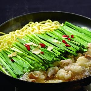 【ふるさと納税】もつ鍋・長崎ちゃんぽん麺セット