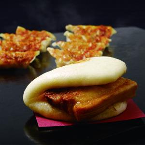 【ふるさと納税】角煮まんと長崎一口餃子2種の詰め合わせ