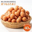 【ふるさと納税】【40個】家族のために選びたい「まつもとたまご」<松本養鶏場>[CCD001]