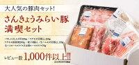 【ふるさと納税】参協味蕾豚満喫セット人気の一品