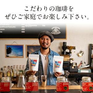 【ふるさと納税】自家製コーヒー豆(100g×5袋)焙煎豆の時間経過と共に変化する味や香りを!【SHIRAHAMACOFFEESTAND】