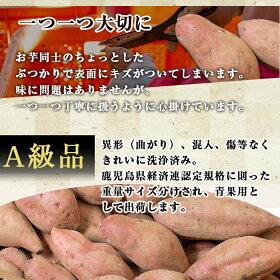 【ふるさと納税】鹿児島産紅はるか5kg【甘いも販売所】